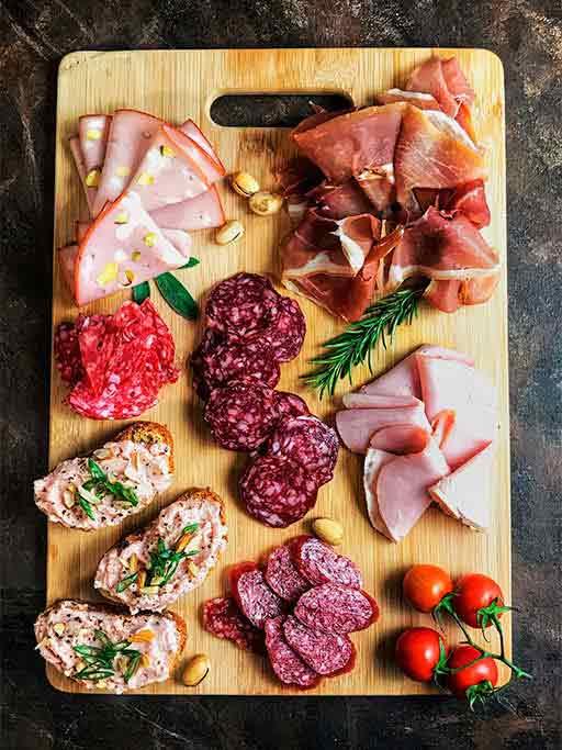 Vlees en vleeswaren uit Wallonië