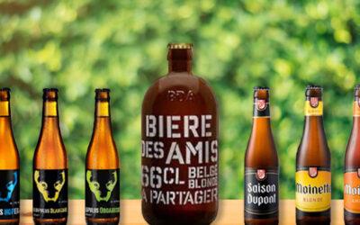 Heerlijke bieren, sterke dranken, likeuren & vermouths uit Wallonië